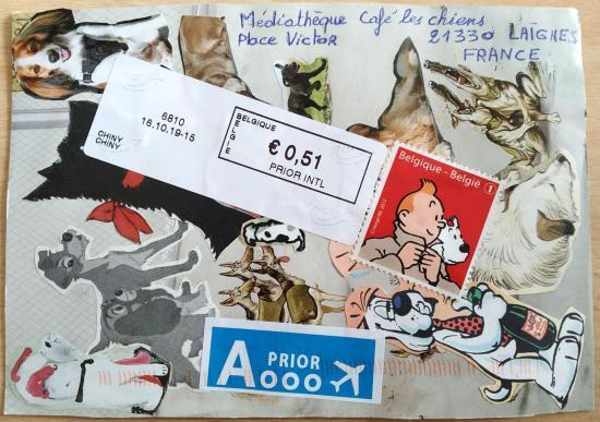 Art postal 100