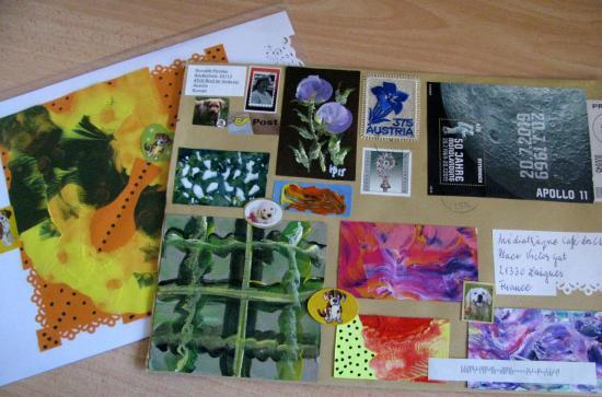 Art postal 28