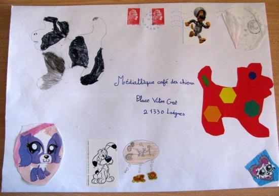 Art postal 29