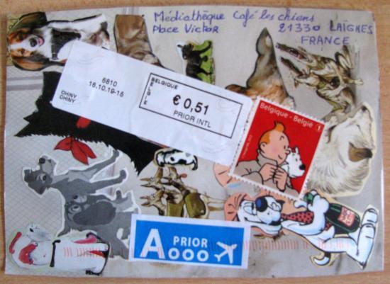 Art postal 37