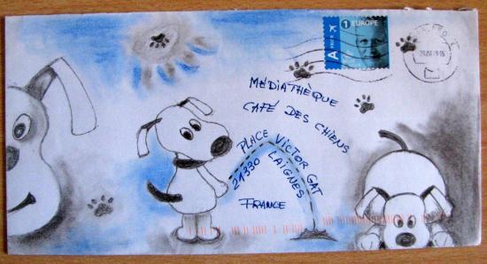 Art postal 38