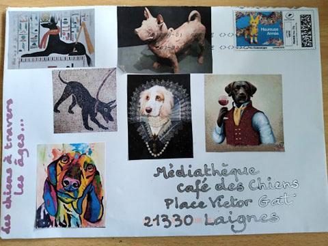 Art postal 92