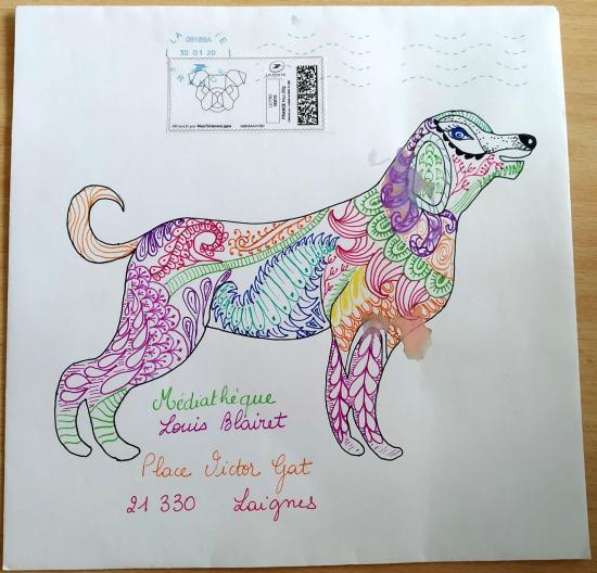 Art postal 99